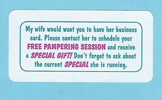 Wife referral sticker wife50